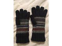 2 Brand New odd size left hand Next wool touchscreen gloves S-M/L-XL