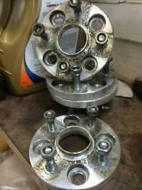 15mm wheel spacers