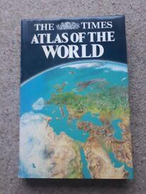 Times World Atlas
