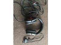 Xbox one/pc gaming headset
