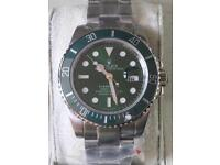 Rolex watch . HULK