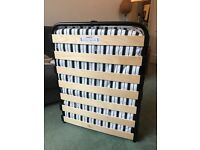 RRP £119! Jaybe Folding / Camping Single Bed - Boxed New!