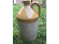 Vintage ceramic jugs