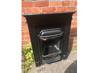 Beautiful original cast iron fireplace - collect this weekend?