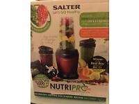 Salter Nutri Pro 1000 Blender - Spares or Repairs