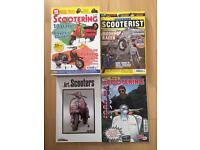 Vespa Lambretta Scooter Magazines