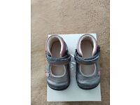 Clarks first shoes 3,5F(standard)
