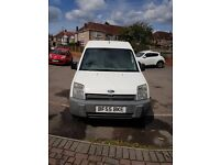 TRANSIT Connect 2005 Good condition , excellent reliable van withonly one previous owner.