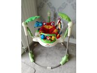 Fisher price Jumperoo, baby bouncer