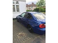 Bmw 3 series MSport 07 plate for sale