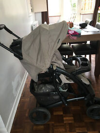 Looking for offers - Graco Quattro Tour Deluxe pram for sale