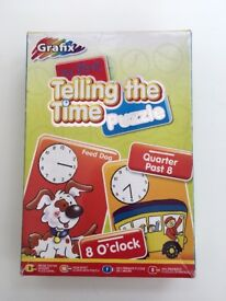 Telling the Time puzzle