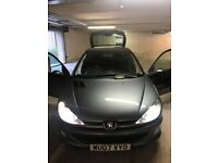 Peugeot 206, 2007, Best Price In This Range. Reliable Car.
