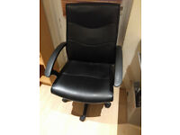 Standard full sized office chair