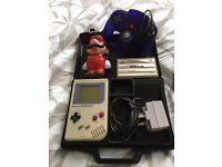 Games consoles, memorabilia and toys