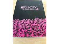 DVD Sex and city the essential collection 1-6