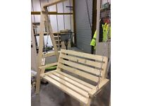Adult Swinging Bench