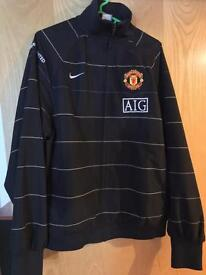 Sweatshirt with tracksuit Manchester Utd 2009