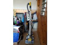 grey Dyson DC08 Cylinder Hoover bagless new motor fitted 1 months warranty just with the