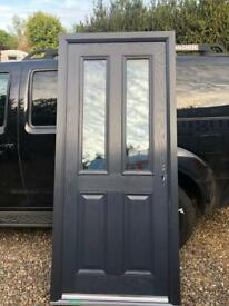 Brand new composite door