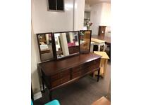 Stag Minstrel 6 drawer dressing table * free furniture delivery *