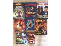 Bundle of Dr Who books and annuals.