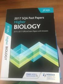 Higher Biology Textbooks