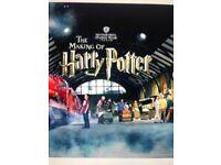 Harry potter studio on december thé 6, 2017 at 11 am