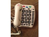 Hearing phone