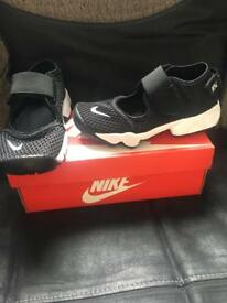 Brand new in box nike rifts size 12.5