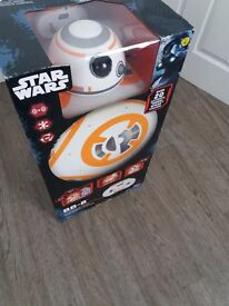 Bb8 droid huge radio controlled unopened
