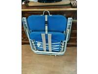 Glastonbury T in Park Festival Rucksack Chair
