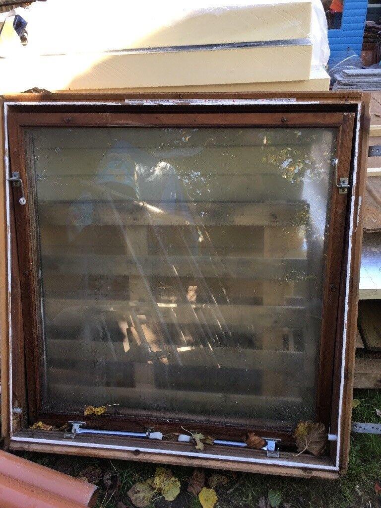 2 x Old style velux window 114x118cm £30