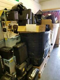 Job lot of Document shredders
