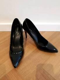 Black Stiletto high heels, size 8