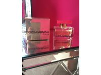 Dolce and Gabbana the one 75mls