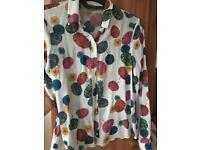 Zara shirt XS