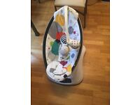 4moms mamaroo rocker for sale. Good condition. Price negotiable.