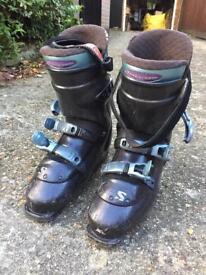 Solomon Optima 6.2 ultra light ski boots