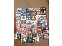 DVD and CD job lot bundle - bargain!!!