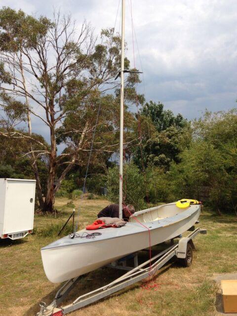 19 Ft Sail Boat For Sale Sail Boats Gumtree Australia Sorell Area