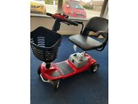 LITHILITE BOOT SCOOTER 26 MILE RANGE W/WARRANTY