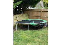 Free 12ft trampoline