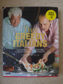 Cooking book with Italian recipes