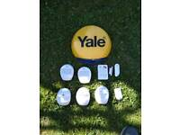 Yale full home alarm system