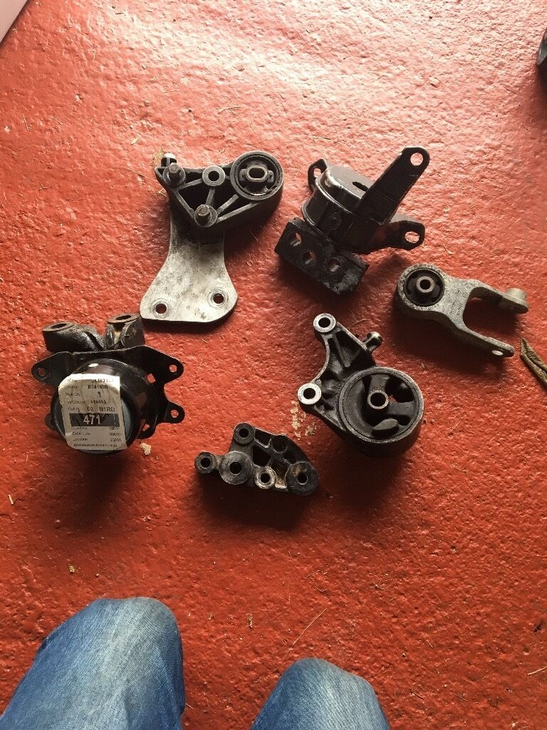 Ford Fiesta Replacement Parts >> Corsa c z20let conversion engine mounts | in Plymouth, Devon | Gumtree