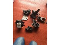 Corsa c z20let conversion engine mounts