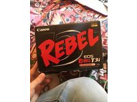 Cannon Rebel T3i