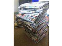 152 copies of Classic American magazines