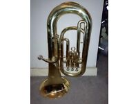 Student 3 valve Euphonium for sale
